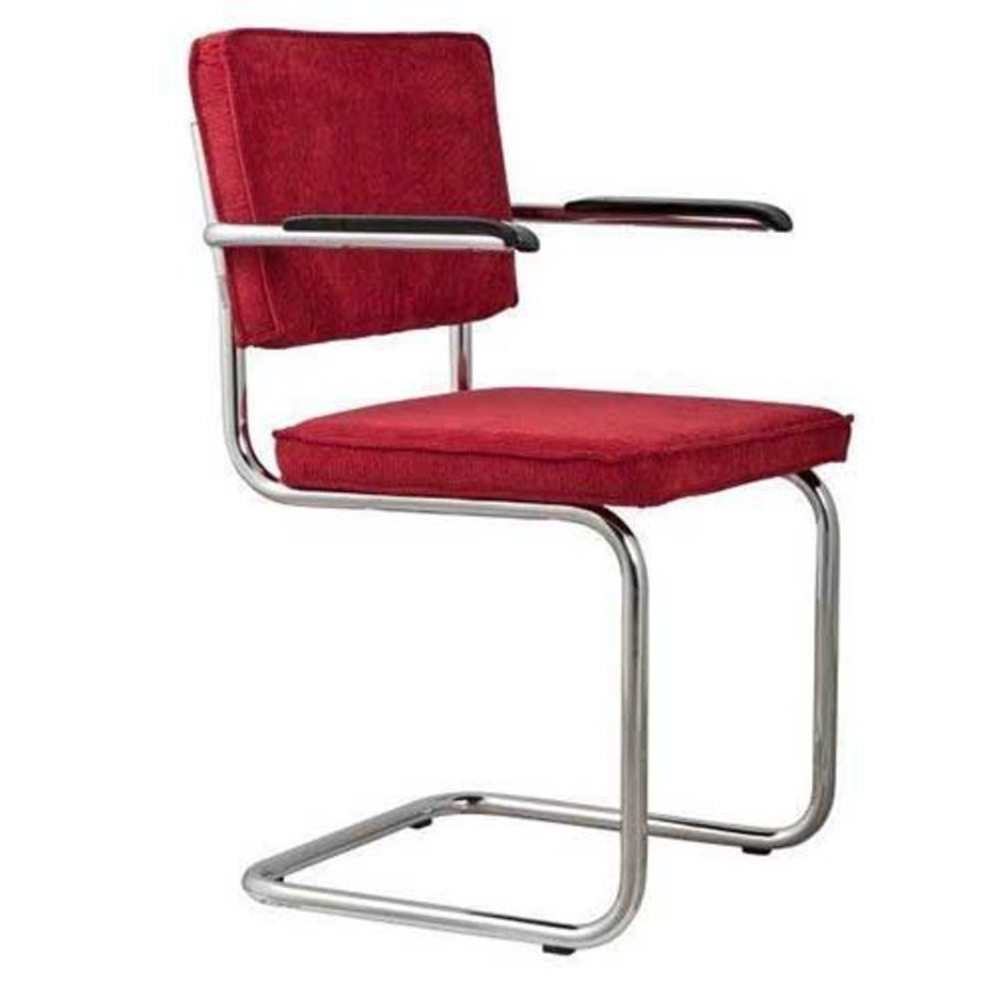 Ridge Rib stoel met armleuningen-2