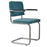 thumb-Ridge Rib stoel met armleuningen-4