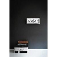 thumb-Brick clock stainless steel 24h-3