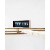 thumb-Brick clock stainless steel 24h-4