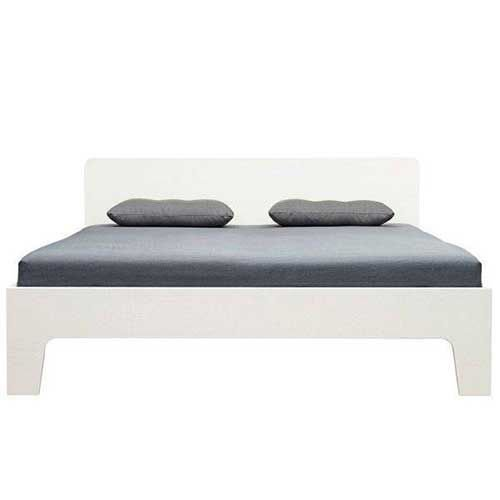 Loof Pure Bed with headboard