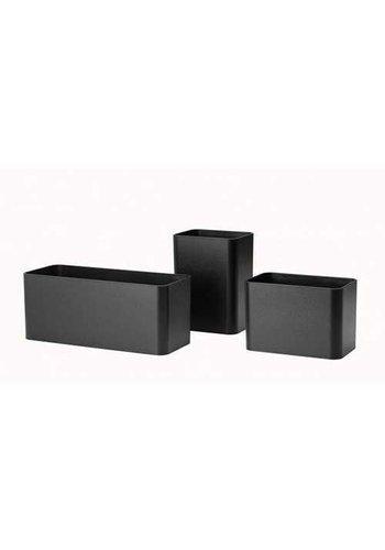 Organizer storage box set of 3