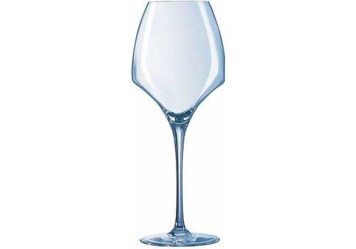 Open up wine glass universal