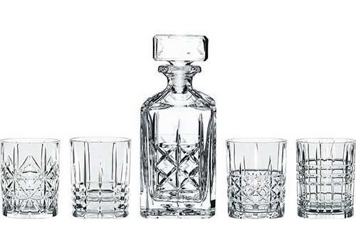 Nachtmann Highland whiskey set 5-piece