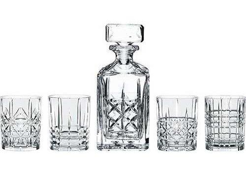 Highland whiskey set 5-piece