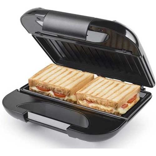 Power supply sandwich grill