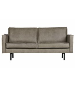 Be Pure Home Rodeo Sofa 2,5-Sitzer Elephant Grey