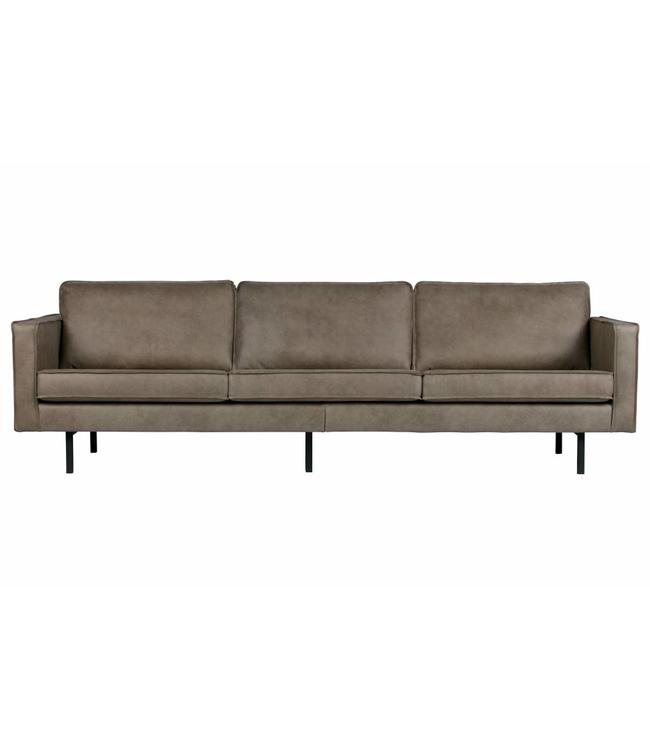 Be Pure Home Rodeo Sofa 3-Sitzer Elephant Grey