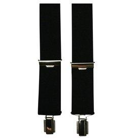 K&C 991 Bretelles de grandes tailles Noir