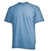 CAMUS 2250 Grote maten Blue T-shirt