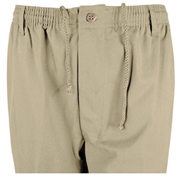 KMS 511 Pantalon de Sport de grandes tailles Khaki