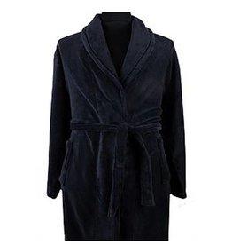 Kingsize Brand PJ068 Peignoir de Bain de grandes tailles - Bleu Marine