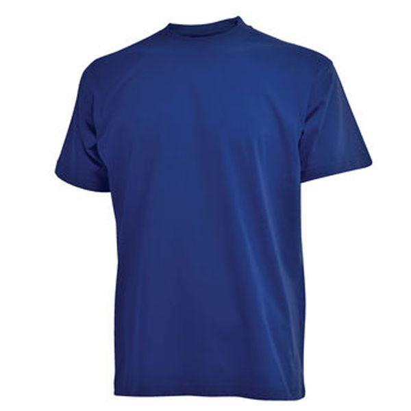CAMUS 5000 T-shirt de grandes tailles Blue Cobalt