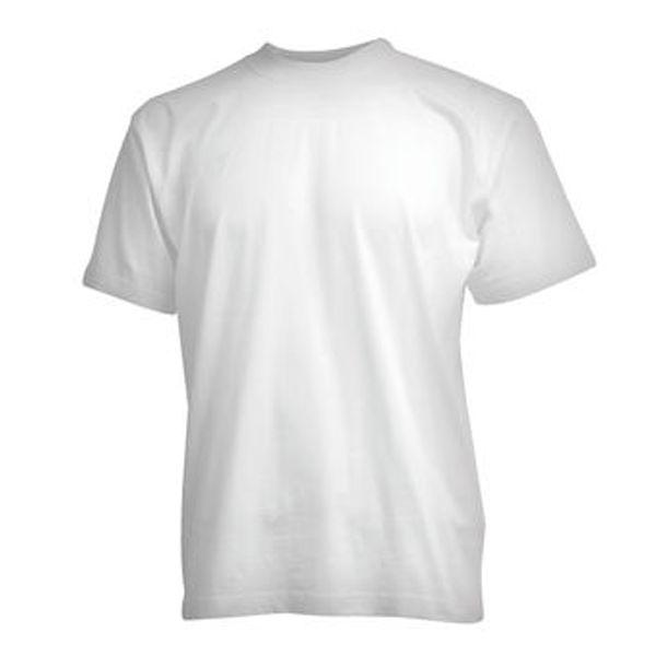 CAMUS 9000 T-shirt de grandes tailles Blanc