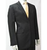 V&H Suits 100 Grote maten Zwart Kostuum