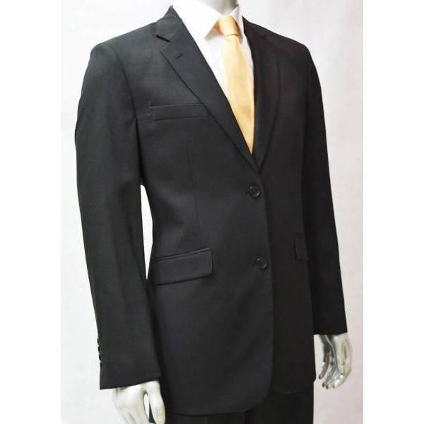 V&H Suits 100 Costume de grandes tailles Noir