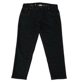 JeansXL 401 Stretch Jeans de grandes tailles Noir