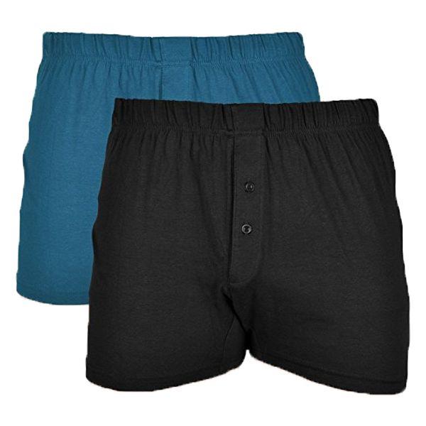 Kingsize Brand 3101 Boxer Shorts de grandes tailles (2-pack)