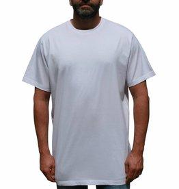 Kingsize Brand TS900 Grote maten Wit T-shirt