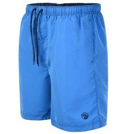 Kingsize Brand SW573 Grote maten Blauwe Zwemshort