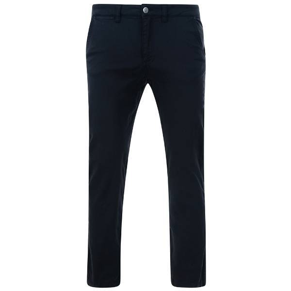 KAM 2616 Stretch Chino de grandes tailles Navy