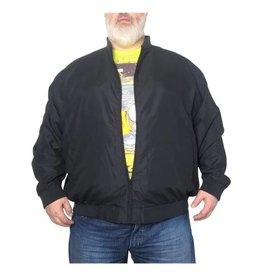 Kingsize Brand 051 Veste d'été Noir de grandes tailles