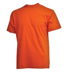 CAMUS 7000 T-shirt Orange de grandes tailles