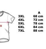 CAMUS 4200 Grote maten Charcoal T-shirt