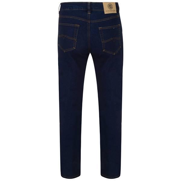 KAM 1002 Stretch Jeans de grandes tailles Indigo
