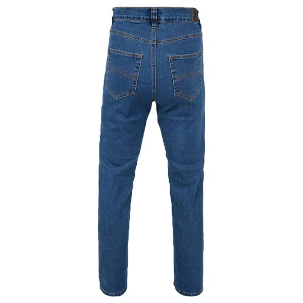 KAM 1006 Grote maten Blauwe Stretch Jeans