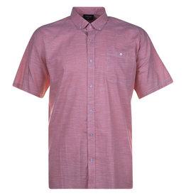 Kingsize Brand SH276 Salmon - Grote maten heren linnen overhemd