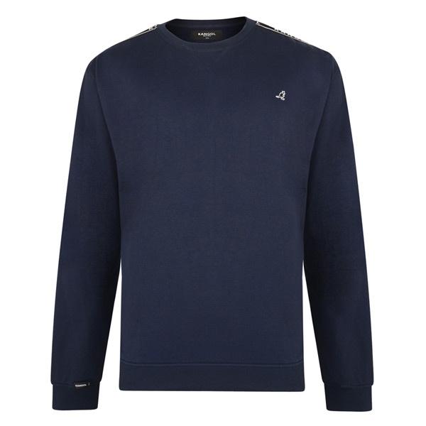 JackSantos J7561 Groten maten donker blauwe trui