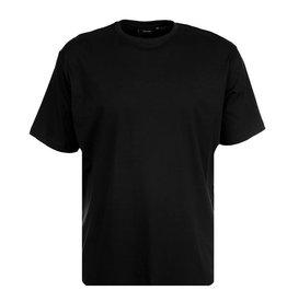 Kingsize Brand TS400 Grote maten Charcoal T-shirt