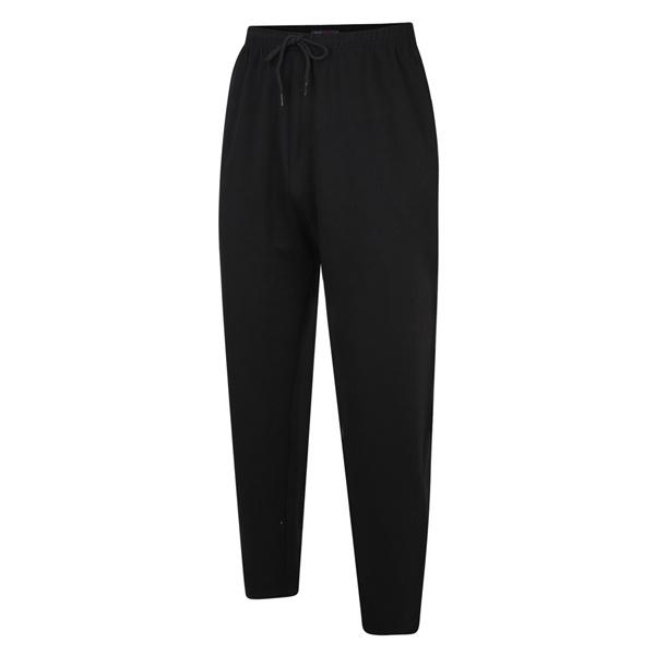 KAM 2251 Pantalon de Jogging de grandes tailles Noir