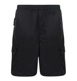 KAM 3001 Shorts de Jogging de grandes tailles Noir