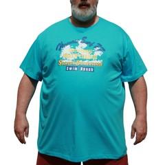 DAGIO 11701 Blue T-shirt