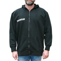 VANDAM 8810 Black sweatcardigan