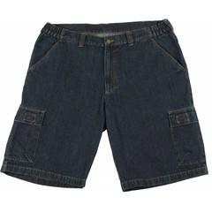 JeansXL 510 blue jeans bermuda