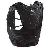 Salomon Advanced Skin 12 Set Hydrapack zwart