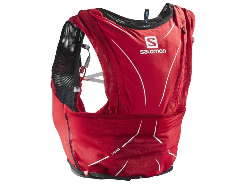 Salomon Advanced Skin 12 Set Hydrapack rood