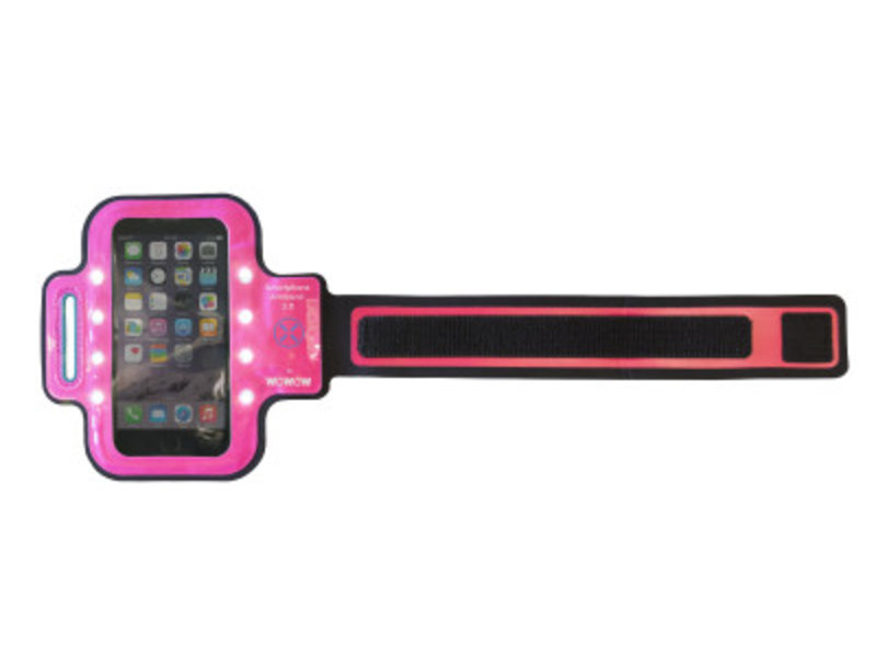 WOWOW Smartphone band 3.0  Pink