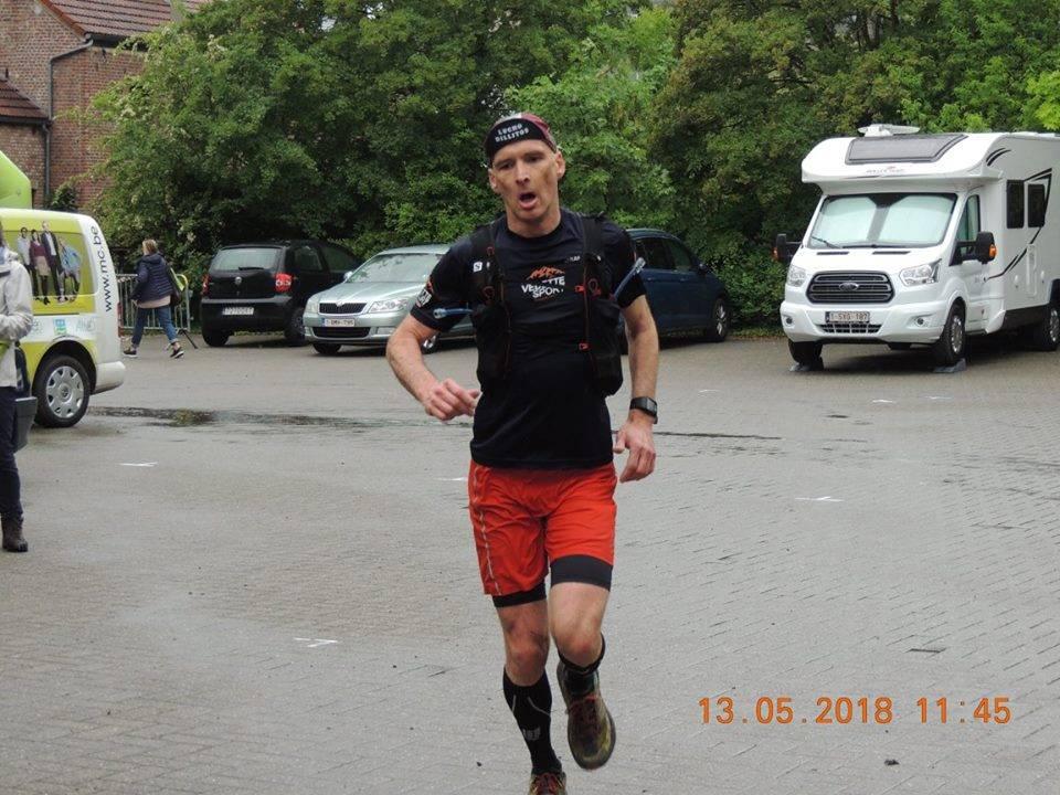 Trail d'Esneux 13 mei 2018