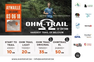 OHM Trail 50 Km in Aywaille