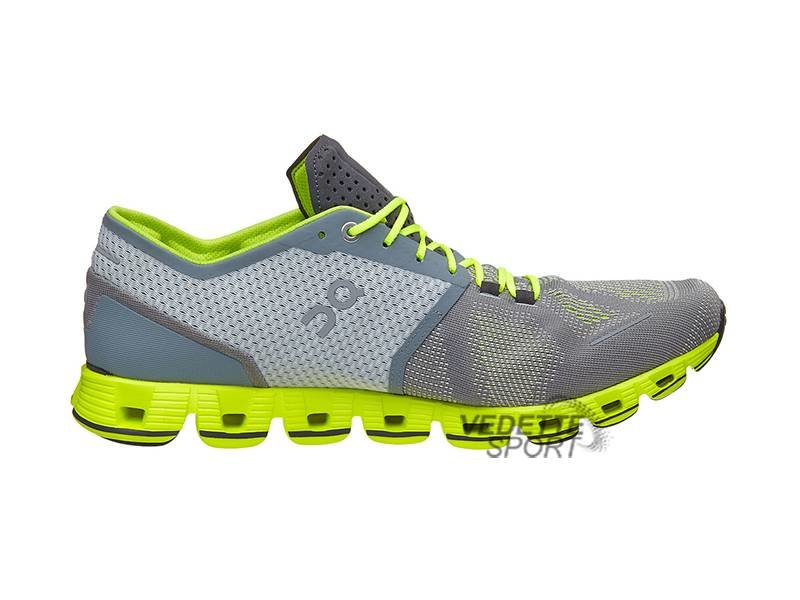 ON Running  Cloud X Herenloopschoenen