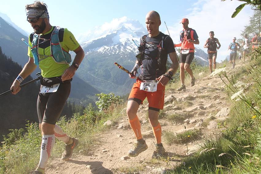 Marathon du Mont Blanc 90 Kilometer 2018