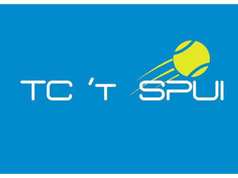 Jako TC 't Spui Jas met kap Run 2.0 Heren