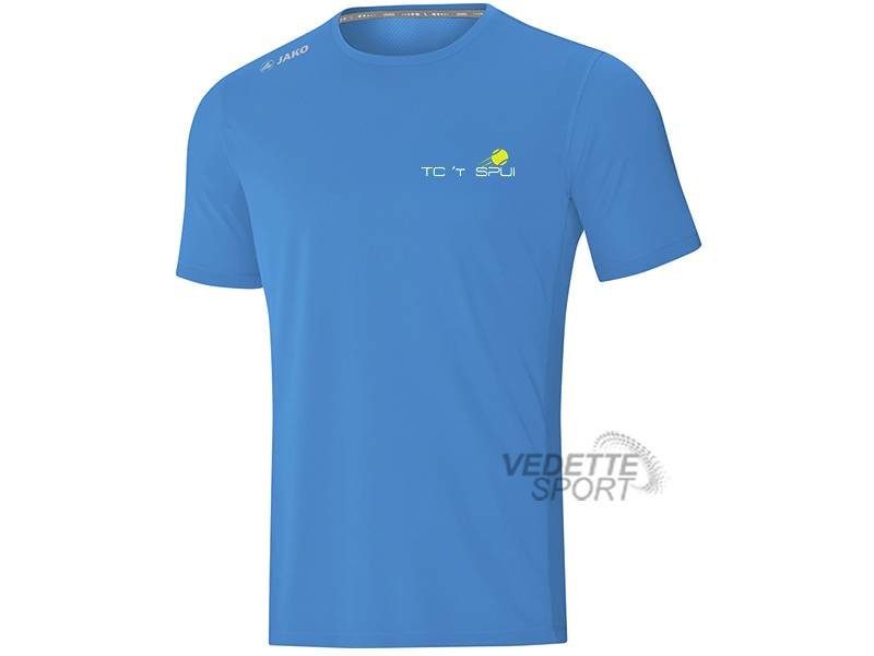 Jako TC 't Spui T-Shirt Run 2.0 Heren