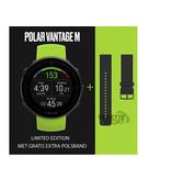 Polar Hartslagmeters Vantage M Hartslagmeter Green Ltd edition