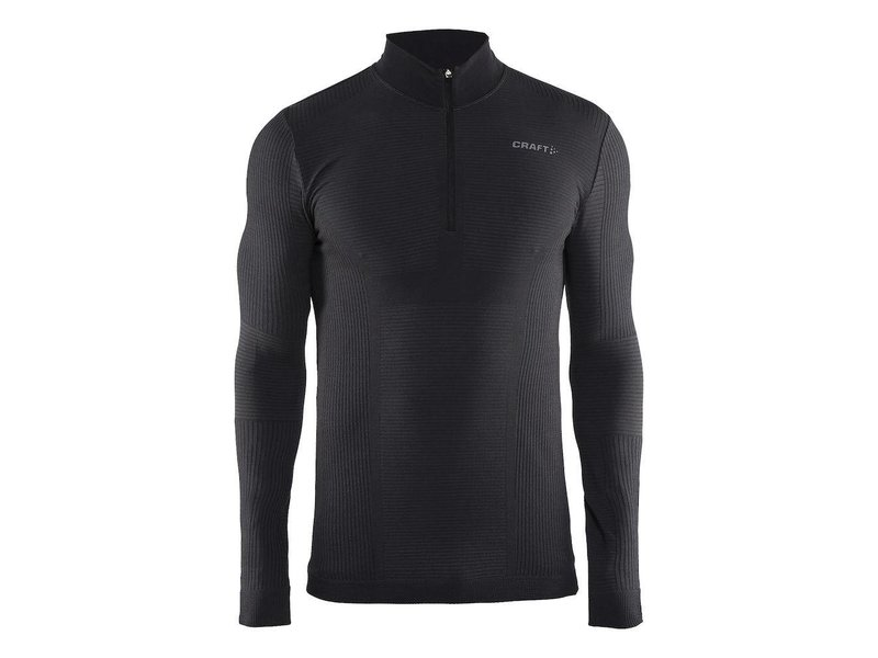 Craft Sportswear Wool Comfort Shirt 1/2 Zip Men