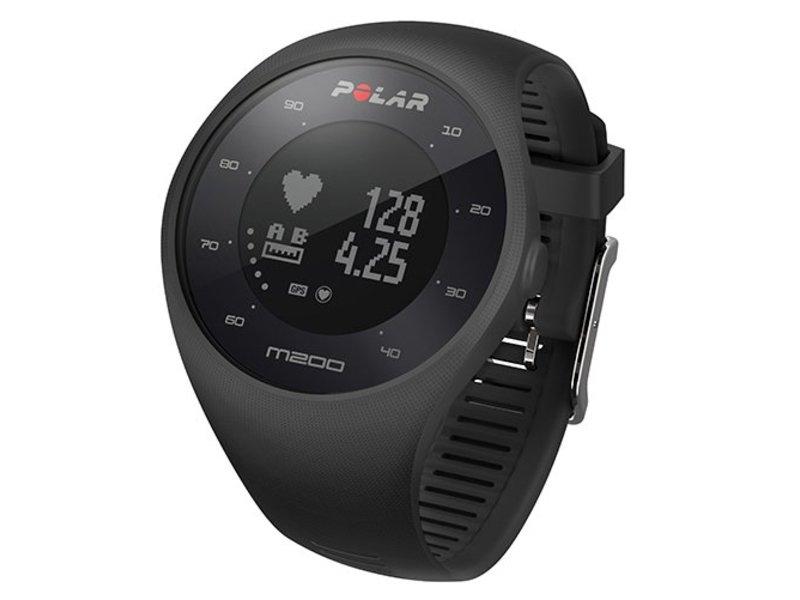 Polar Hartslagmeters M200 GPS Sporthorloge